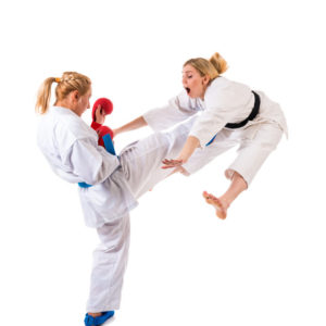 Tenue karate