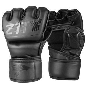 Gants en polyuréthane pour MMA Gants mma Accessoires arts martiaux a7796c561c033735a2eb6c: Blanc Noir Rose