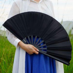 Grands éventails de Kung Fu unis Kung fu éventail Accessoires arts martiaux Accessoires pour kung fu a7796c561c033735a2eb6c: Blanc Bleu Jaune Noir Rose Rouge Vert