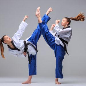 Tenue taekwondo
