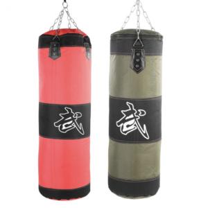 Sac d'entraînement pour la maison Sac de frappe boxe Accessoires arts martiaux Accessoires boxe Sac de boxe a7796c561c033735a2eb6c: Rouge Vert