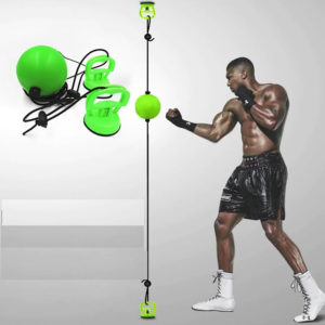 Ballon de boxe à ventouse Punching ball Punching ball de bureau a7796c561c033735a2eb6c: Vert