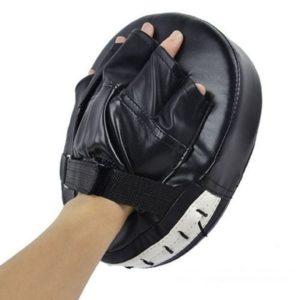 Gants de frappe pour la boxe Accessoires boxe Gants de boxe a7796c561c033735a2eb6c: Noir Rouge